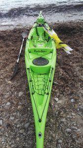 vela para kayak