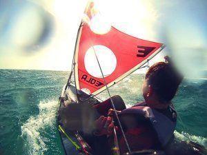 kit de vela para kayak