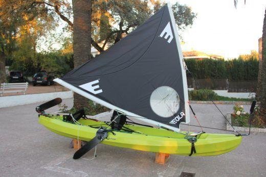 Oceanus venta de vela para kayak