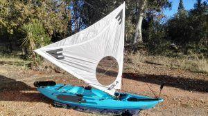 kit vela para kayak glide 7